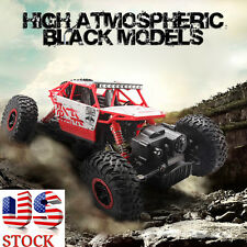 1/18 4WD Off-road Race Truck 2.4GHZ Remote Control RC Rock Crawler Toy US STOCK