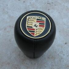 Pommeau Vitesse Cuir Complet pour Porsche ancienne Speedster Cox KGhia et Autre