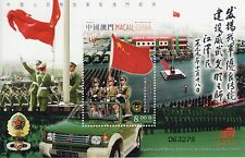 MACAO-CHINA-2004- CHINESE PEOPLE ARMY IN MACAO-SOUVENIR SHEET -
