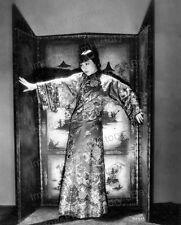 8x10 Print Anna May Wong Chu Chin Chow 1934 #AMW6