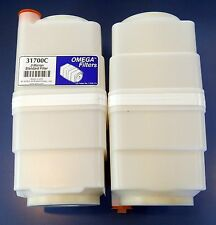 Atrix 31700-2P Compatible 3M SV-MPF2 Type 2 Vacuum Filter for Toner Dust 2 Pack