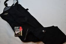 NWT The North Face Free Thinker Gore Tex Black Mens Steep Tech Bibs Sz XL $499