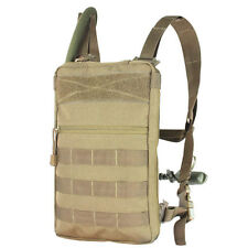 CONDOR TIDEPOOL Water Hydration Carrier Pouch 1.5L Bladder 111030  003 TAN