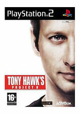 Tony Hawk's Project 8 (PS2), Very Good PlayStation2, Playstation 2 Video Games