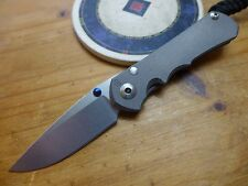 Chris Reeve Knives Small Inkosi - S35VN - Authorized Dealer
