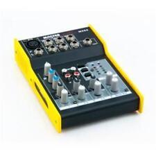 Mixer MX52 Master Audio compatto a 5 canali, 1 mono e 4 stereo, alimentazione +4