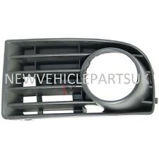 VW GOLF MK5 2004-2008 FRONT BUMPER FOG GRILLE TRIM COVER DRIVER SIDE NEW