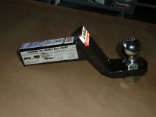 "U-Haul PowerTow Hitch Ball Mount 2"" ball with 3 1/2"" drop uhaul class 3 bulk"