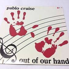 Pablo Cruise 'Out of Our Hands EX/VG Classic Rock Vinyl LP 12""