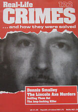 Real-Life Crimes Issue 122 - Dennis Smalley Lincoln Axe Murders, Edward Summers