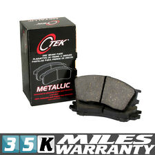 NEW COMPLETE SET BRAKE PAD CENTRIC 102.14680 FITS CHEVROLET VOLT CRUZE  METALLIC