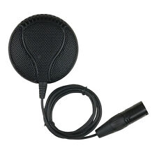 DAP CM-95 BOUNDARY KICK DRUM BASS MICROPHONE STUDIO BAND AUDIO XLR MIC