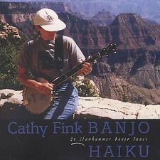 Banjo Haiku by Cathy Fink (CD, 1992, Community)