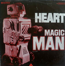 "7"" 1976 CLASSIC ROCK ! HEART : Magic Man // VG+? \"
