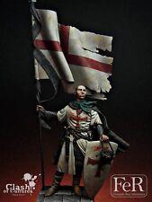 FeR Templar Hospitaller Sergeant at Arms Crusader Knight 75mm Unpainted resinkit