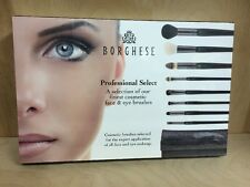 BORGHESE   PROFESSIONAL SELECT 8 PCS. BRUSHES FOR FACE & EYES + BRUSH BAG(507943