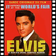 CD Elvis Presley It Happened at the World's Fair Movie Soundtrack Stereo & Mono