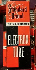 RCA 6SN7GTB Electron Tube -Tested- RCC8- NEW In Box