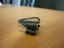 2.5mm Male To 3.5mm Female Jack Audio EXTENSION Cable For HEADPHONES EARPHONE X2