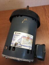 General Electric 5KCP49UG1007BS Electric Motor Hp 1