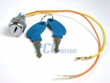 NEW KEY IGNITION SWITCH 49CC SUPER POCKET BIKES SCOOTERS P KS04