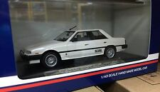 1/43 HI STORY HS048WH 1984 NISSAN SKYLINE SEDAN 2000 RS-X TURBO model car R30