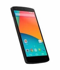 LG Google Nexus 5 4G 16GB Black like new with box data cable charger free ship