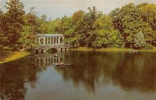 B97963 the catherine park  the great pond    town of pushkin   russia