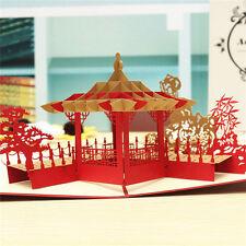 3D-Pop-Up-Grußkarte Alles Gute zum Geburtstag, Valentinstag, Jahrestag Geschenk