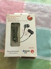 Sony Ericsson MW600 Hi-Fi Bluetooth Stereo Headset with FM Radio - Caller ID.