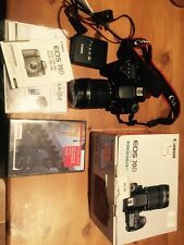 Canon EOS 70d 20.2mp - Nero (Kit con 18-135mm lente STM EF)