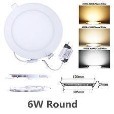 Weiß Kaltes Weiß Warmweiß LED Panel Einbaustrahler Einbau Deckenleuchte Spot