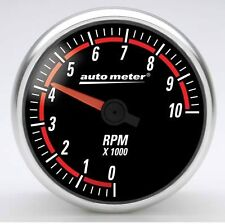 "AUTOMETER NEXUS 3-3/8"" ELECTRONIC TACHOMETER 0-10,000 RPM AU6497 Multi Colour"