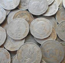 100 Coins LOT  1996 - SARDAR VALLBHBHAI PATEL -  2 Rs - Commemorative Coin INDIA