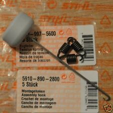 OEM Stihl Clutch Springs 5600 & Installing Hook MS171 MS181 MS211 MS241 Tracked