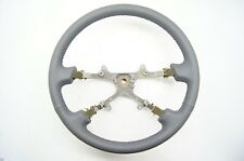 Toyota Camry 1997-2001 Steering Wheel Grey Leather Without Switches