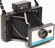 Polaroid 210 Instant Film Folding Camera Made in USA 1960s Fully Operational
