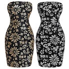 Knee Length~Sequined Evening Prom Party Clubwear Dress Size 4 6 8 10 12 14 16 18