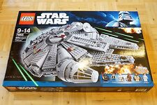 "Lego Star Wars 7965 ""The Millenium Falcon"" - nuevo/en el embalaje original/misb/new/Sealed"