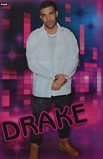 DRAKE - A3 Poster (ca. 42 x 28 cm) - Rapper Clippings Fan Sammlung NEU