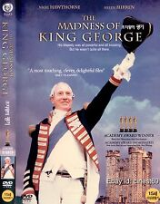 The Madness of King George (1994, Nicholas Hytner) DVD NEW