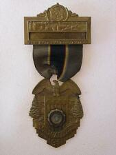 VTG 1941 AMERICAN LEGION 23RD NATIONAL CONVENTION MEDAL, RIBBON AND NAME PLATE