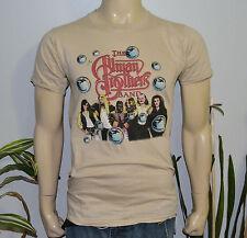 RaRe *1979 ALLMAN BROTHERS BAND* vintage rock concert tour t-shirt (L) 70s MINT