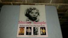 Nice Shirley Temple Identification & Price Guide Book by Suzanne Mancuso