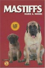 Mastiffs by Marie A. Moore (1997, Paperback, Annual)