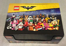 LEGO Minifigures BATMAN MOVIE - Empty Retail Display Box No Minifigures - 71017