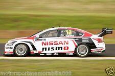 10X Michael Caruso 2015 6x4 photos V8 Supercars NISSAN ALTIMA NISMO