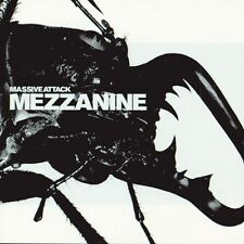MASSIVE ATTACK 'Mezzanine' 2 x 180gm VINYL LP 2014 REISSUE NEW & SEALED