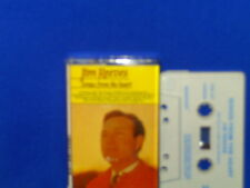 JIM REEVES SONGS FROM THE HEART – RARE GREAT BRITAIN CASSETTE TAPE
