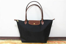 *New* LONGCHAMP LE PLIAGE SHOPPING BAG LARGE Black